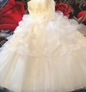 Новое свадебное платье😍