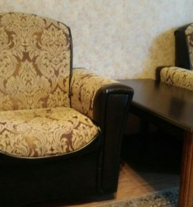 Диван+два кресла