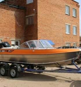 Orionboat 53Д аналог Волжанки