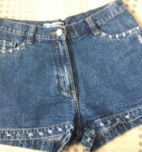 Шорты джинсовые, размер 42/44
