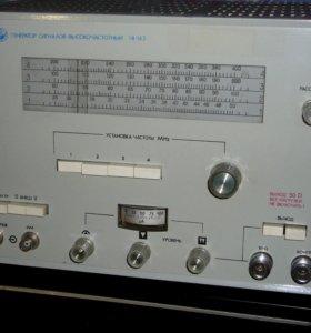 Генератор ВЧ: Г4-143 25-400МГц