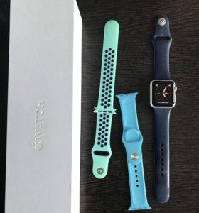 Продам Apple Watch series 1 38мм