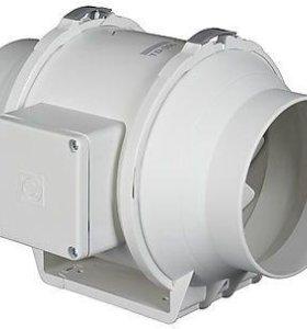 Канальный вентилятор S&P TD 160/100 Silent