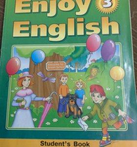 Учебник по английскому языку Биболетова 3 класс