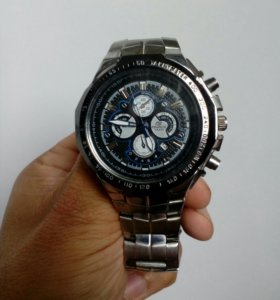 """Спортивные часы """"Casio Edifice""""+ подарки. Пиши!"""