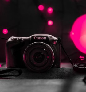 Canon SX 400IS