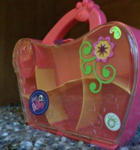 LPS Littlest Pet Shop Сумочка для хранения и игр