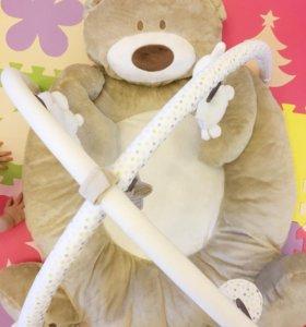 """Игровой коврик """"Медвежонок"""" Mothercare"""