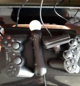 Soni playstation 3 + игры