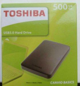Жесткий диск 500ГБ Toshiba