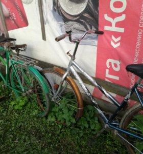 Велосипеды советских времен