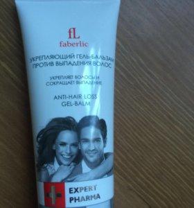 Укрепляющий гель- бальзам против выпадения волос