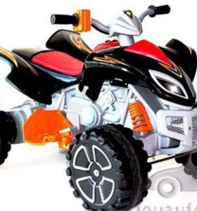 Детский электроквадроцикл Joy Automatic Ranger Pro