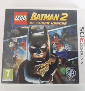 LEGO: Batman 2 DC Super Heroes на 3DS