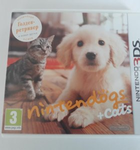 Nintendo Dogs + Cats (Рус) на 3DS