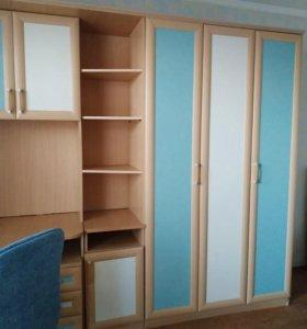 Мебель в детскую комнату Б/У.