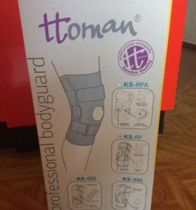"""Ортез на коленный сустав """"Ttoman""""."""
