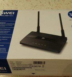 Wi-fi беспроводной роутер 300 мбит/с WS319
