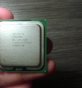 Процессор Inte l® Pentium® 4