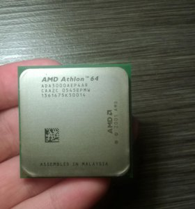 AMD Athlon 64 3000+ (Venice)