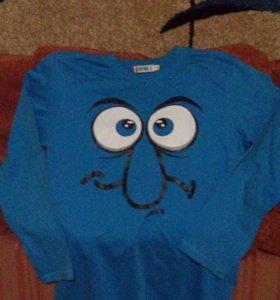 Новые футболки с длинным рукавом