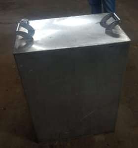Бак емкость нержавейка 190 литров