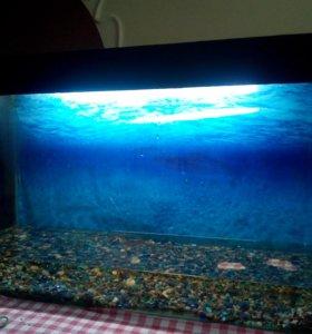 продам аквариумы 2 шт