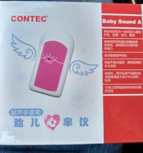 Новый фетальный допплер Contec baby sound a