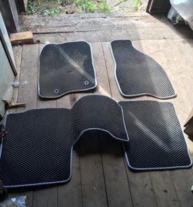 Коврики для форд эксплорер 2 комплекта