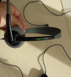 Наушники XBOX 360
