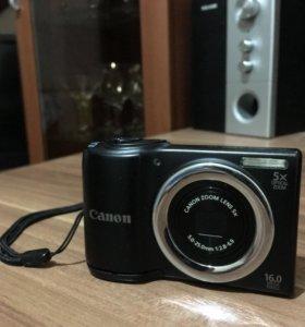 Компактный фотоаппарат + подарок