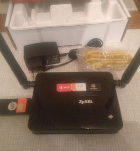 Комплект 4G WiFi Роутер Модем