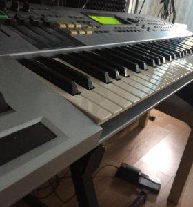 Yamaha motif ES-6 es6 синтезатор