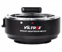 Переходное кольцо viltrox EF-NEX IV с автофокусом