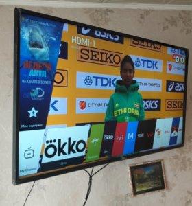 Телевизор LG49LJ594V 2017 года