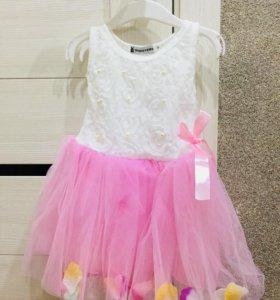 b538f3012e6 Купить детские платья и юбки - в Иркутске по доступным ценам ...