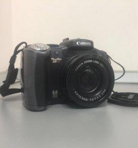 Фотоаппарат Canon Power s5is