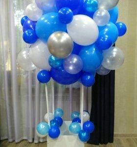 Воздушные шары. Доставка