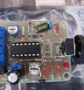 Генератор НЧ, для ремонта и настройки аппаратуры.