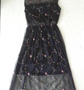 Платье новое,размер 42-46
