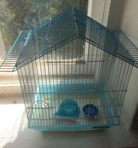 Продаю клетку для птичек