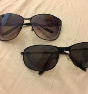 Солнечные очки за 2 шт