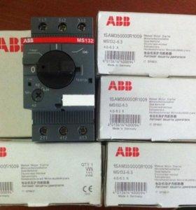 Автомат защиты двигателя MS132-6.3,MS132-25,MS116