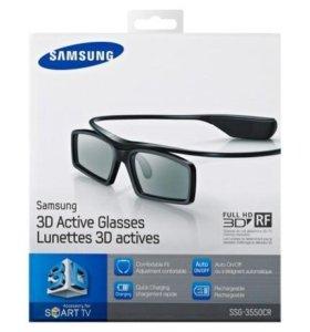 Новые Очки 3D samsung