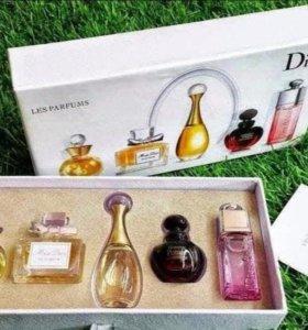 Dior набор 5/1