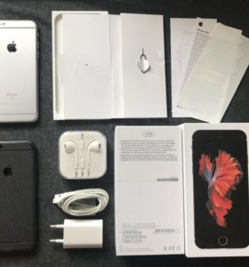 Apple iPhone 6S 16Gb Space Grey