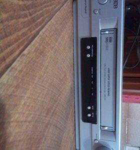 Видое магнитофон и аудио плеер