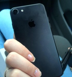 iPhone 7-32 gb matte black рст