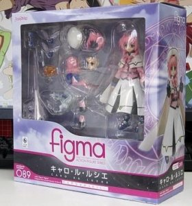Аниме фигурка figma оригинал с Японии