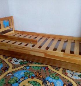 Кровать детская ИКЕЯ